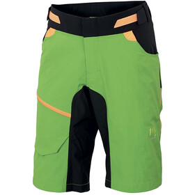 Karpos Jump Shorts Herre apple green/black